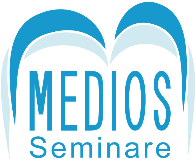 medios logo in header